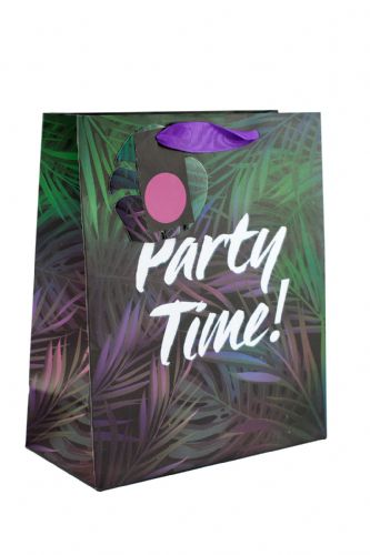 Party Time Bags L